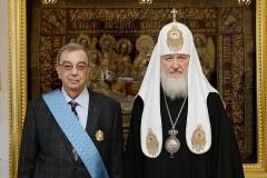 Отпевание Евгения Примакова совершит Патриарх Кирилл