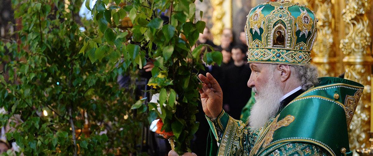 Патриарх Кирилл: Если бы Церковь была только человеческой организацией, то ее давно бы не существовало
