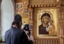 В Валаамском монастыре замироточила Казанская икона Божией Матери (ФОТО)