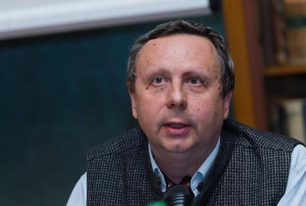 Евгений Пахомов, журналист, востоковед