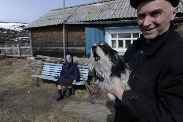 Териберка.© ТАСС/Лев Федосеев