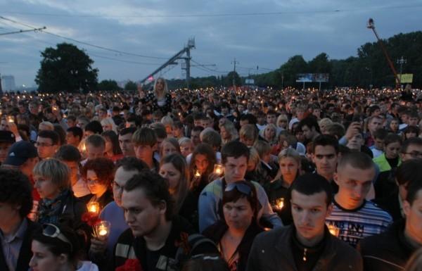 """Свыше миллиона человек зажгут """"Свечу памяти"""" в годовщину начала Великой Отечественной войны"""