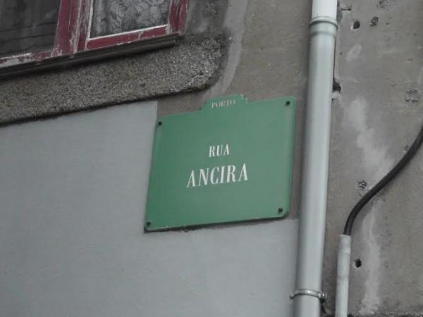 Улица Анкира
