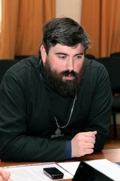 Священник Фёдор Людоговский