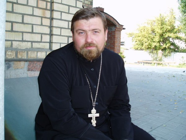 Протоиерей Владимир Тукало