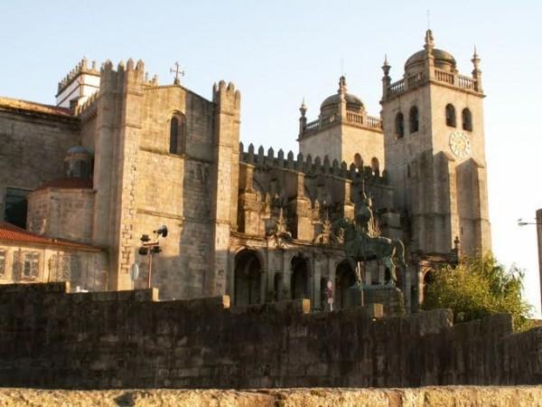 Кафедральный собор в Порту. Фото: tripwow.tripadvisor.com