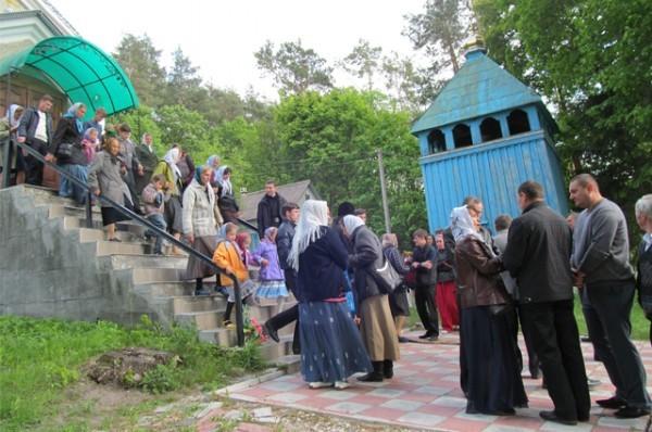 В Тернопольской области раскольники захватили православный храм