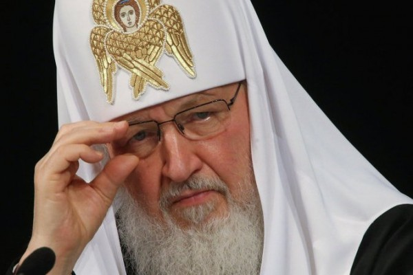 Патриарх Кирилл: невозможно прекратить войны в мире нелюбви