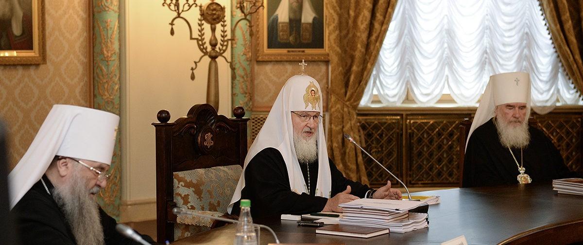 Патриарх Кирилл: Мы должны молиться святому князю Владимиру о преодолении междоусобицы на Украине