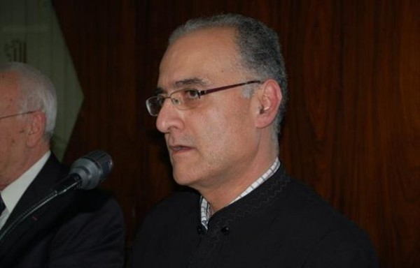 Священник Джордж Массух