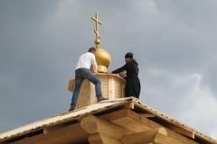 """На фестивале """"Русское поле"""" в Москве построят уникальный обыденный храм"""