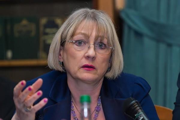 Елена Агапова, заместитель председателя Императорского Православного Палестинского общества