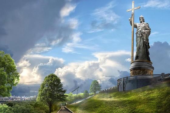 Инициаторы установки памятника князю Владимиру в Москве просят найти для него новое место