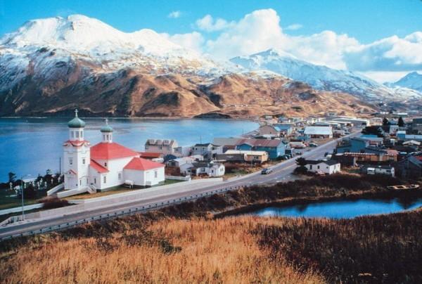 На Аляске осквернены Воскресенский собор и хранящиеся в нем мощи преподобного Германа Аляскинского
