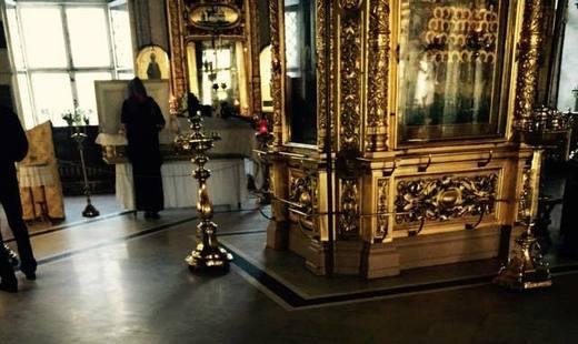 В Богоявленском Елоховском соборе состоялось отпевание певицы Жанны Фриске
