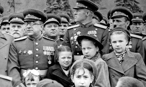 Парад непобедимых. 24 июня 1945 года - как это было?