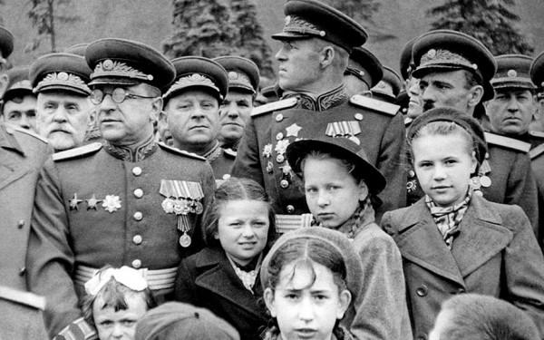 Парад непобедимых. 24 июня 1945 года – как это было?