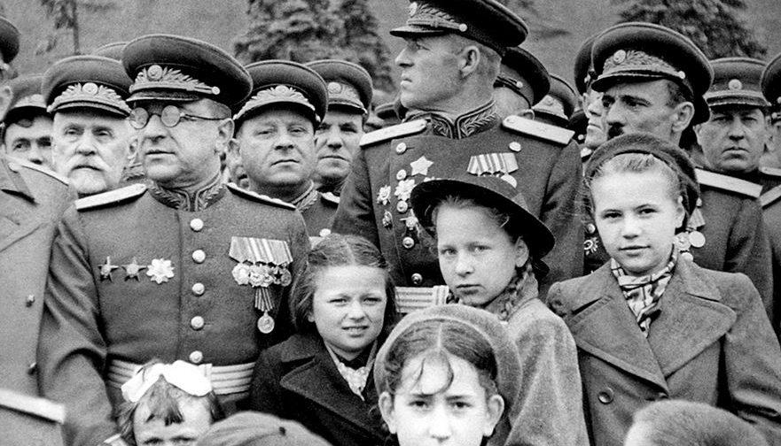Парад непобедимых. 24 июня 1945 года — как это было?