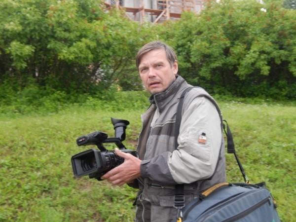 Артур Крашенинников, кинооператор