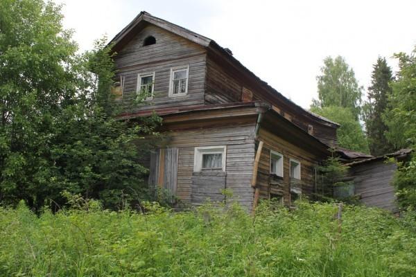 Дом с городским размахом