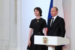 Чулпан Хаматова стала лауреатом государственной премии РФ