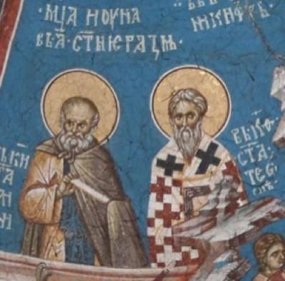 Церковь вспоминает святителя Никифора Исповедника