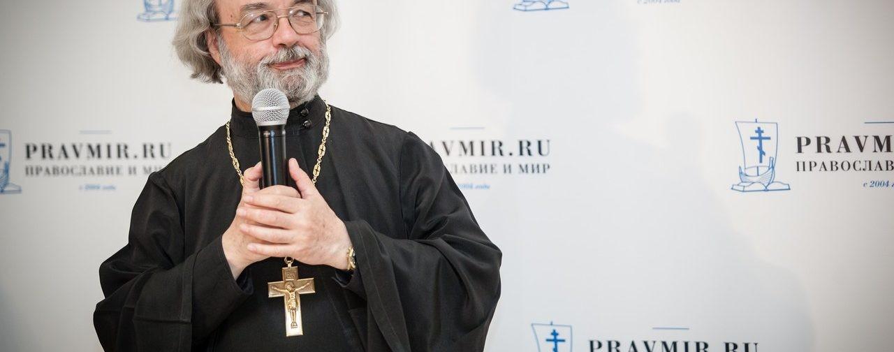 Протоиерей Александр Ильяшенко: Христос Воскресе!