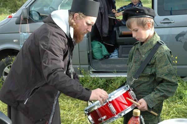 Настройка барабана