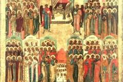 Церковь празднует день Всех Святых