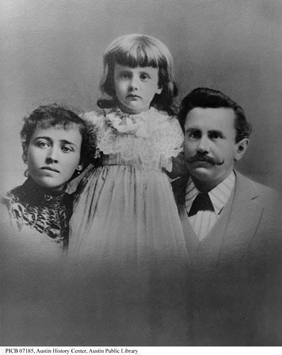 С семьей, 1890-е
