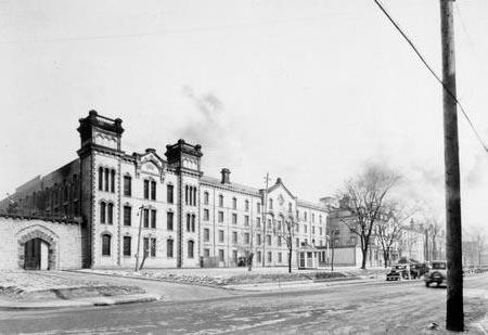 The Ohio Penitentiary, тюрьма, в которой сидел О'Генри