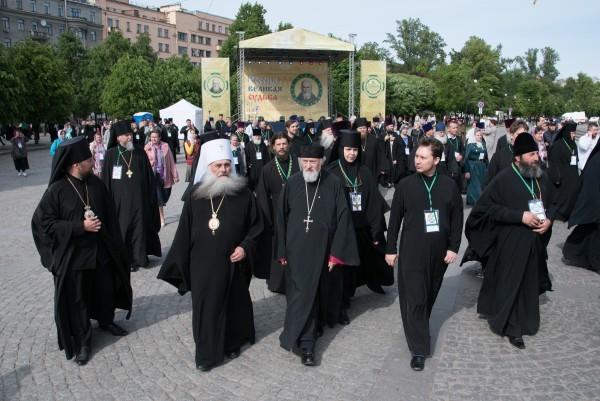 Иоанновские торжества, Петербург