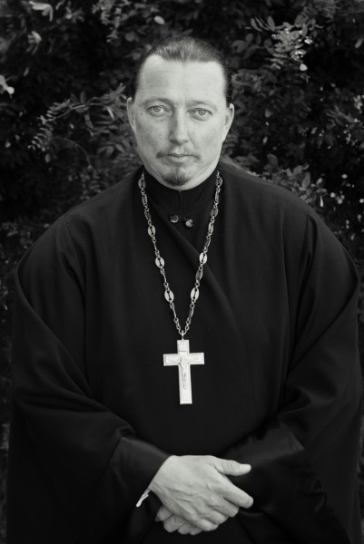 Протоиерей Валентин Ромушин