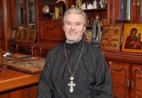 Протоиерей Владимир Тимаков. Фото: Виктор Аромштам