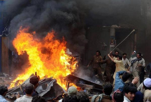 Война против христиан: Преследуемых христиан в мире – 100-150 миллионов