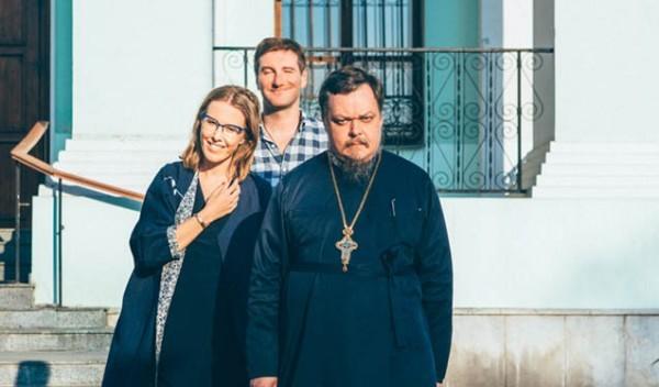 Собчак & Красовский: Дорога к храму