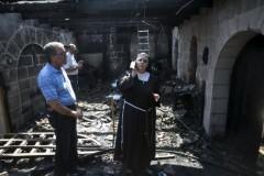 Епископ Иерусалима: «Волна антихристианского насилия нарастает»