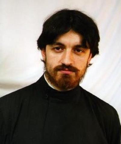 Священник Филипп Ильяшенко