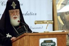 Грузинский Патриарх считает, что зоопарк в Тбилиси пострадал, потому что был основан за счет колоколов храмов