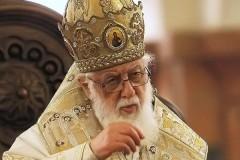 Патриарх Илия II: Наша молодежь проявила поразительную  жертвенность