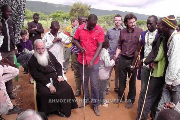 Православные миссионеры построят в Кении начальную школу