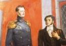 Тому, кого карает явно… Пушкин иНиколай I