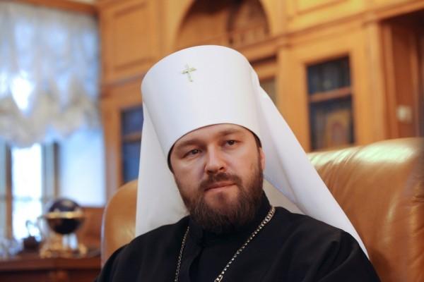 Митрополит Волоколамский Иларион: Пока мы не готовы говорить о конкретной дате встречи Папы и Патриарха