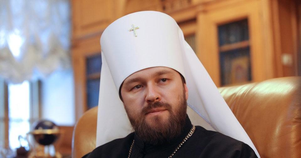 Митрополит Иларион (Алфеев):  Сталин был чудовищем, духовным уродом