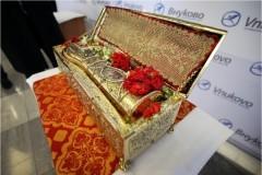 Мощам Георгия Победоносца в России поклонились 700 тысяч человек