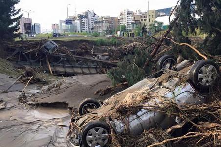 В Грузии Церковь взяла под покровительство семьи пострадавших от стихии