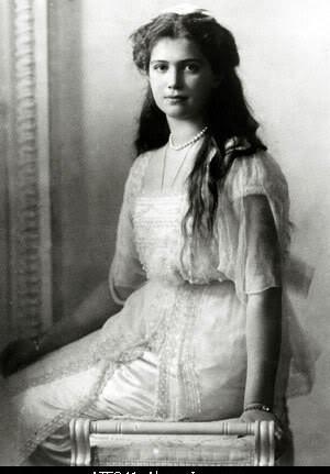 Великая княжна Мария Романова