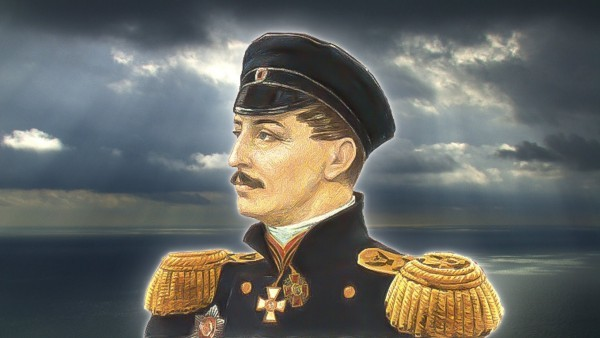 Легендарный русский Павел, наш великий адмирал
