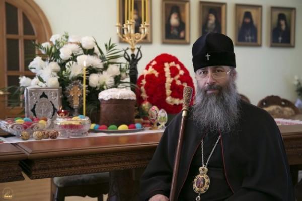 Архиепископ Святогорский Арсений: Война – производная больной души человеческой