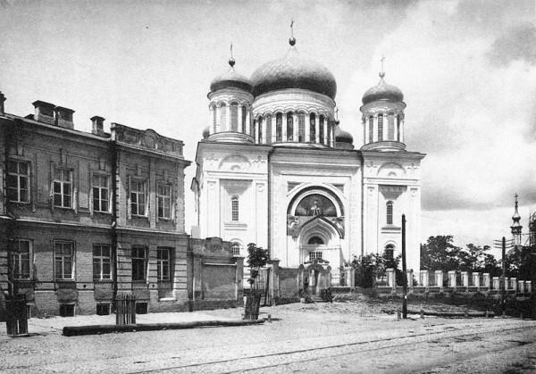 Десятинная церковь в XIX веке